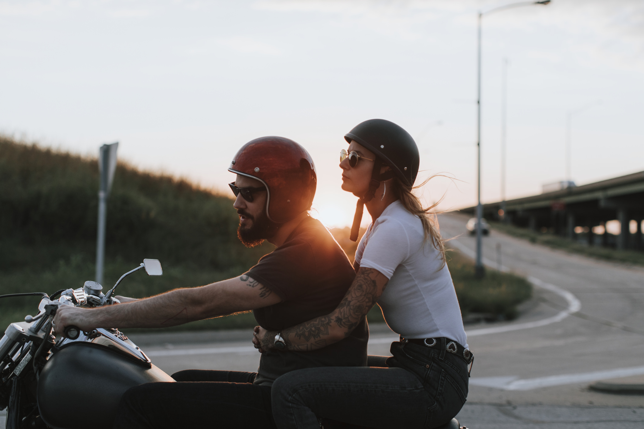 Unmarried Couples on Motorcycles: What Are Your Rights?